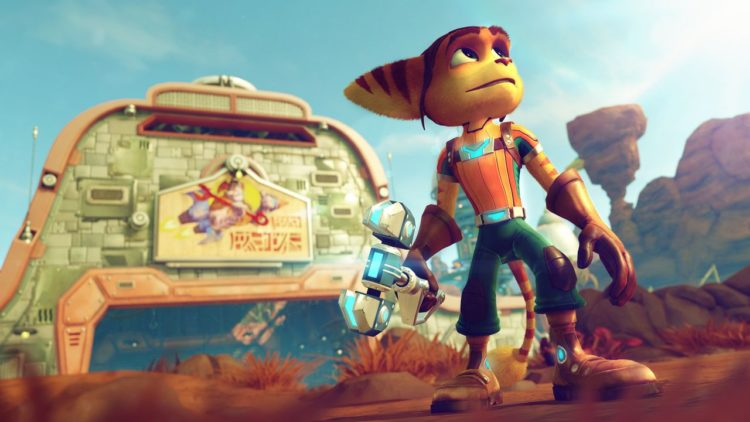 Insomniac svela le migliorie applicate a Ratchet and Clank su PS4 Pro