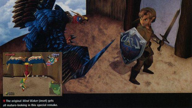 The Legend of Zelda Articolo 4