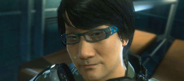 Metal Gear Solid V: The Phantom Pain Kojima