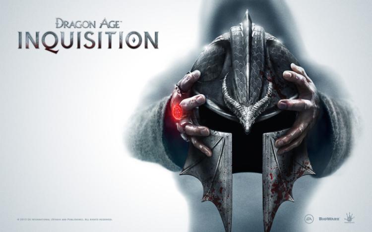 Copertina Dragon Age Inquisition