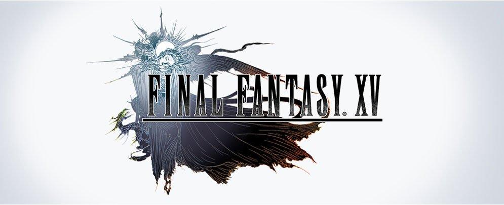 Final Fantasy Xv Logo Uhd 4k Wallpaper: Final Fantasy XV, Mostrato Un Personaggio Femminile