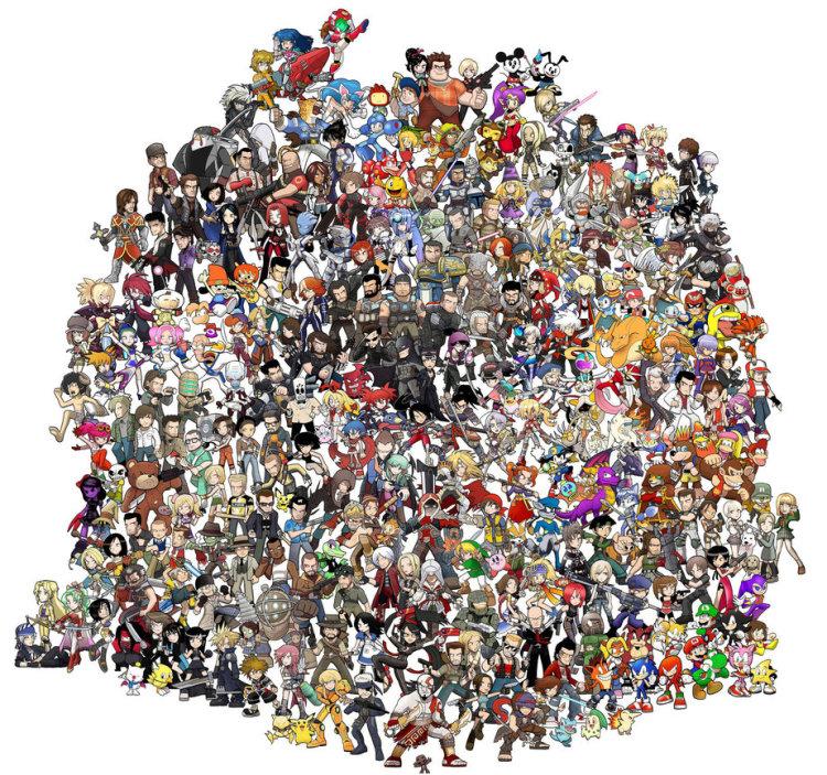 Personaggi videogiochi