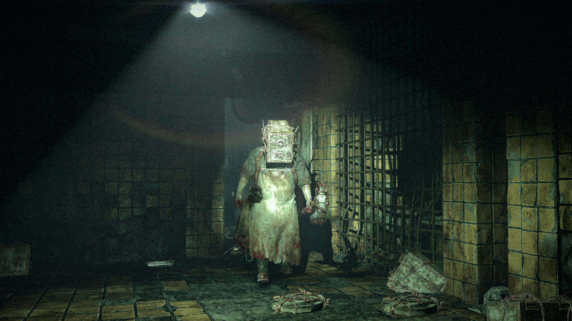The Evil Within Recensione 2