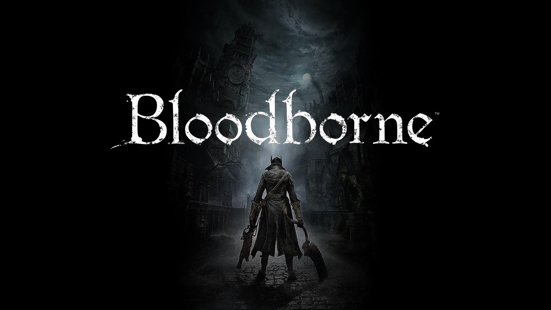 Bloodborne Logo porta