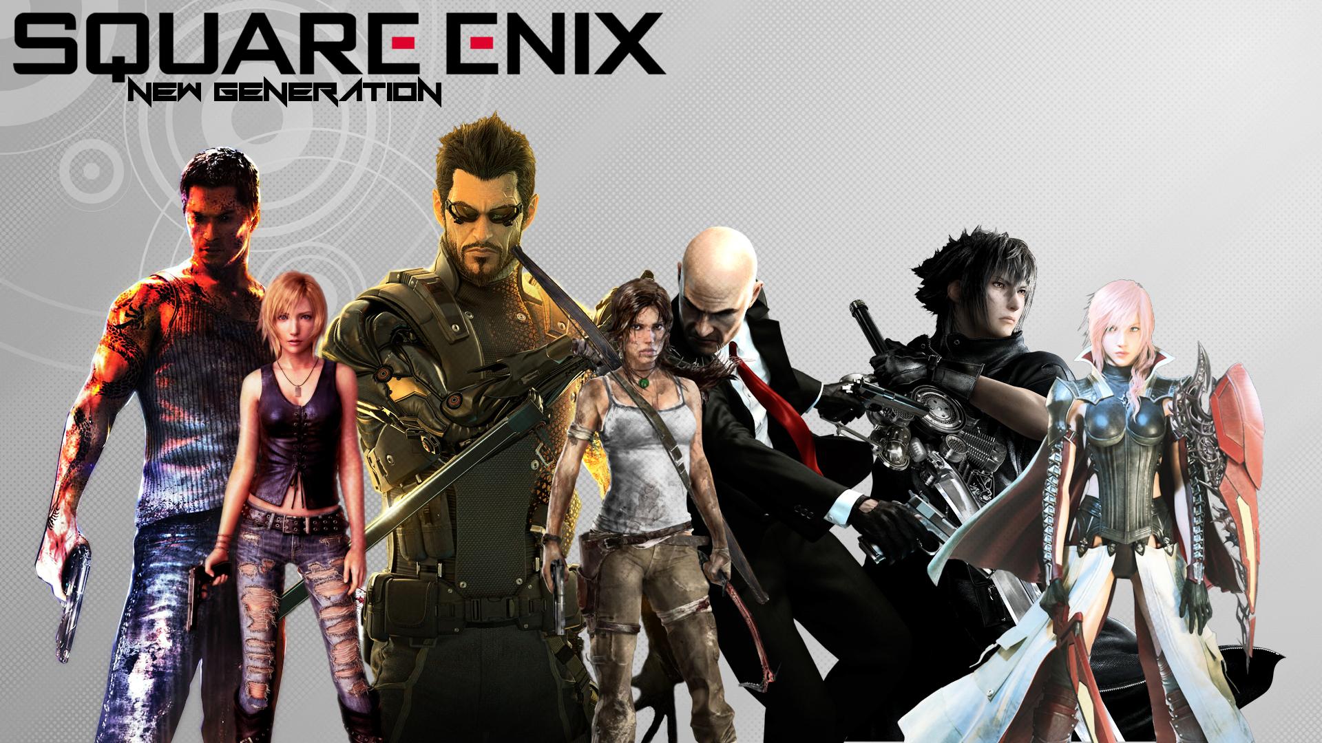 Square Enix Stars