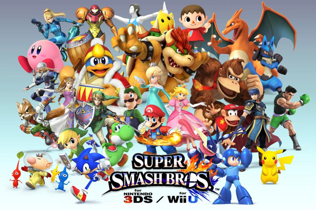 Super Smash Bros. Trucchi