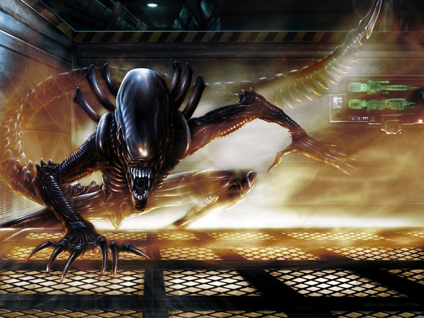 Alien Isolation 3