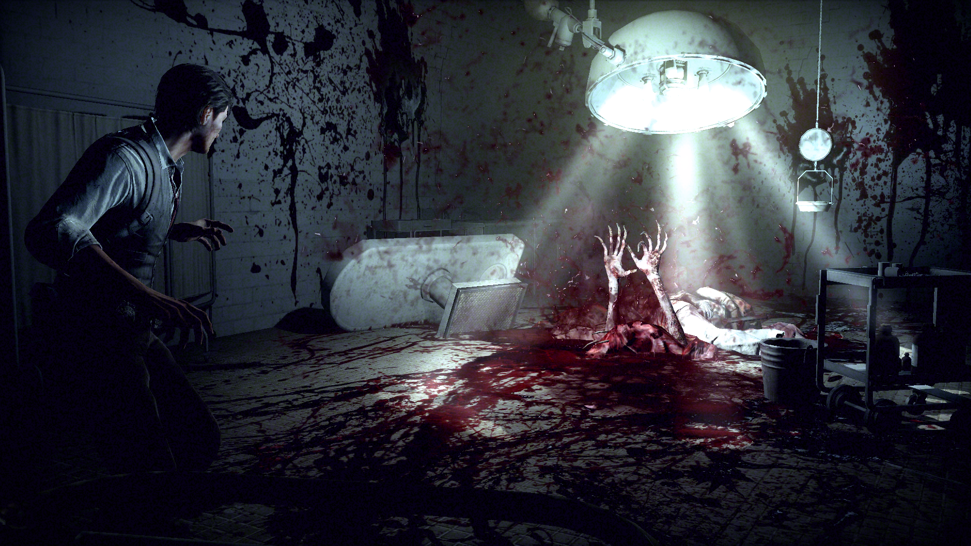 The Evil Within Recensione 4