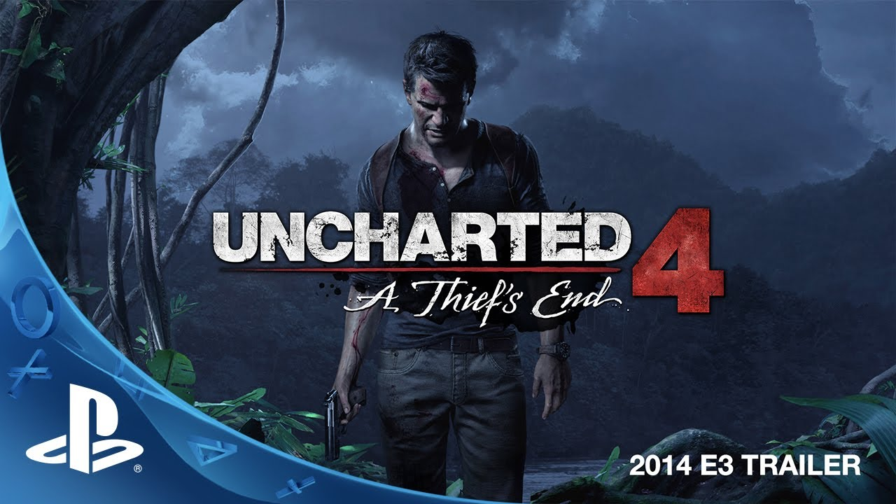 Uncharted 4: A Thief's End Logo