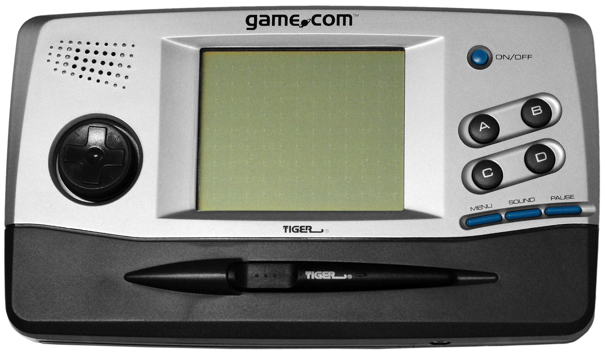Peggiori console game.com