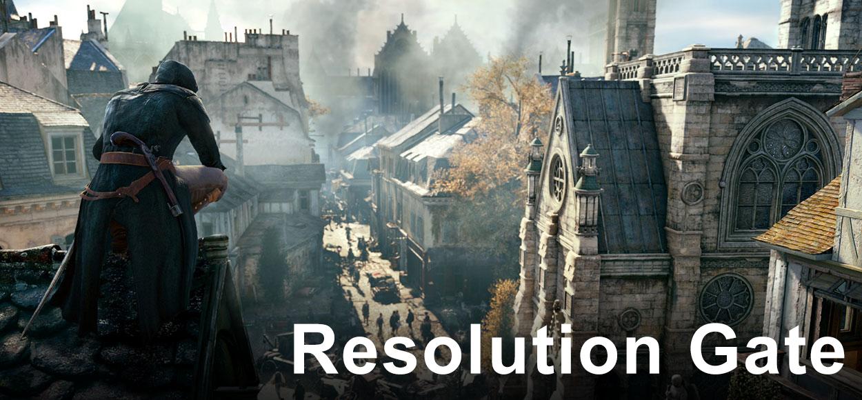 ResolutionGate