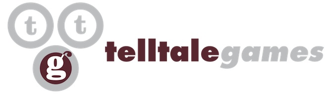 TellTale Games Logo Long