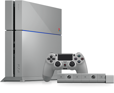 PlayStation 4 20th Anniversary