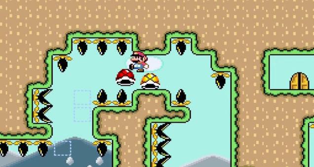 Super Mario Item abuse 3 gamingpark