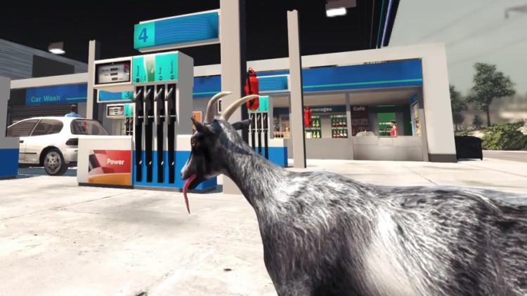 Paradox Goat Simulator