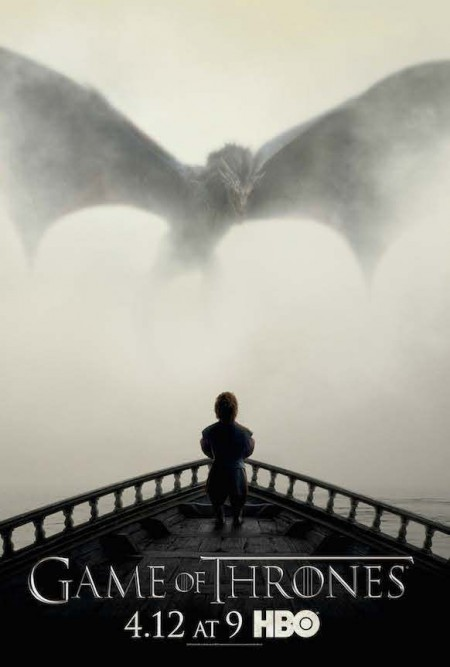 Game of Thrones 5 Poster