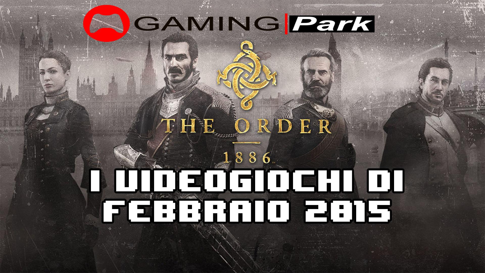 Videogiochi di Febbraio 2015