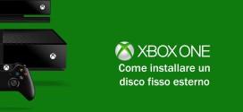 [GUIDA] Come aumentare la memoria di Xbox One