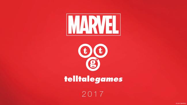 Telltale Marvel