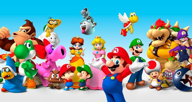 Nintendo giochi mobile
