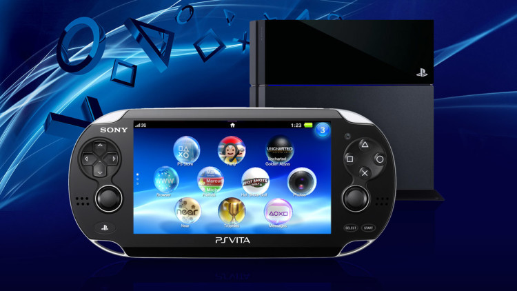 PlayStation 4 PlayStation Vita