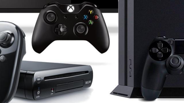 Console Tutte Nintendo Wii U Xbox One PlayStation 4