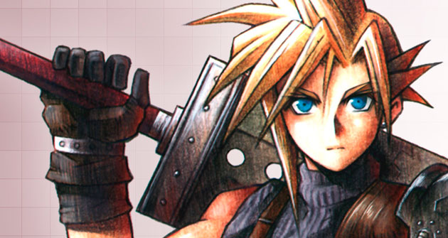 Final Fantasy VII port PS4