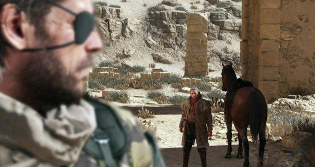 Metal Gear Solid V The Phantom Pain Kojima Productions