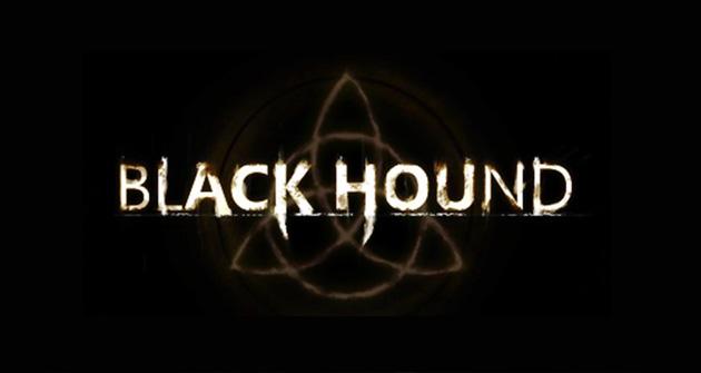 Black hound
