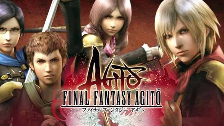 Final Fantasy Agito +
