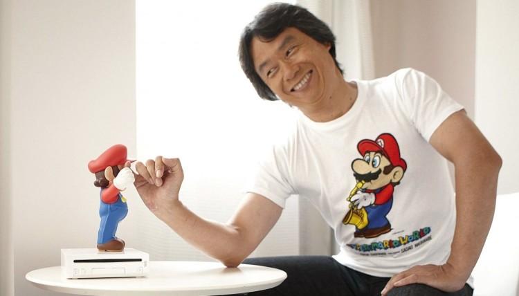 Shigeru miyamoto Mario