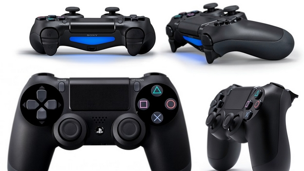 DualShock 4 PlayStation 4, PC