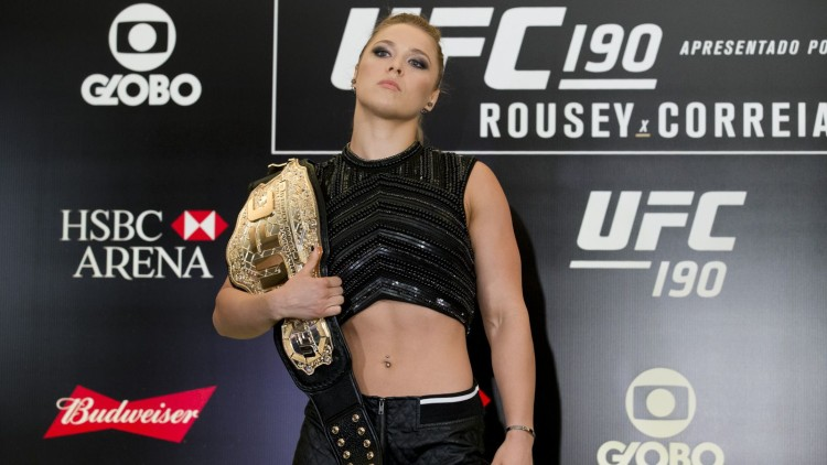 Ronda Rousey EA SPORTS UFC 2