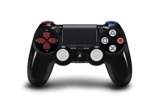 Dualshock 4 PlayStation 4 Darth Fenner