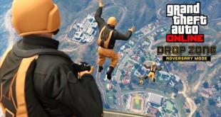 GTA Online aterra e sotterra