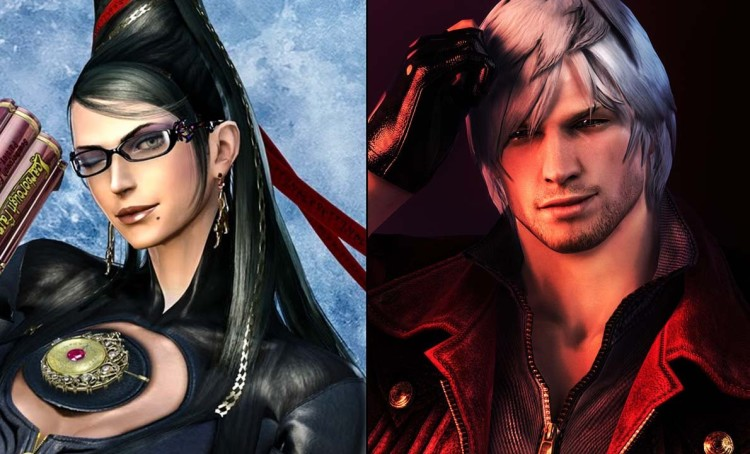 Devil May Cry x Bayonetta