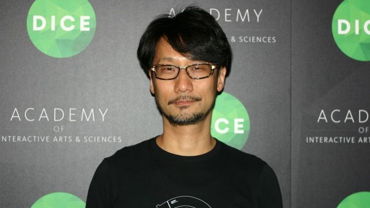 Hideo Kojima DICE 2016