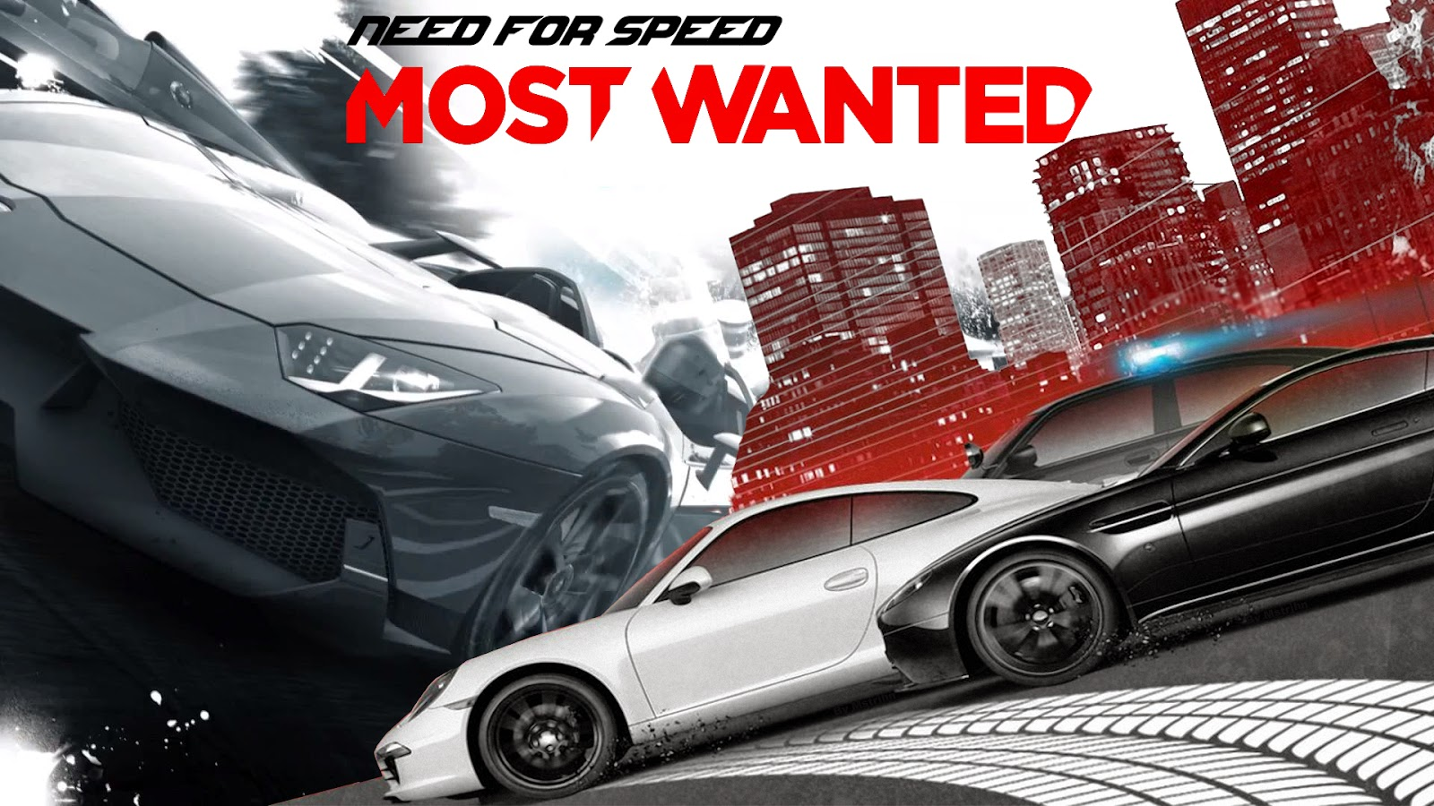 need for speed most wanted gratis in versione pc. Black Bedroom Furniture Sets. Home Design Ideas
