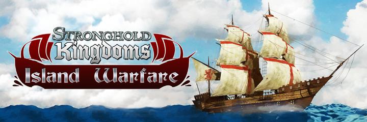 Stronghold Kingdoms Island Warfare Treasure Chest