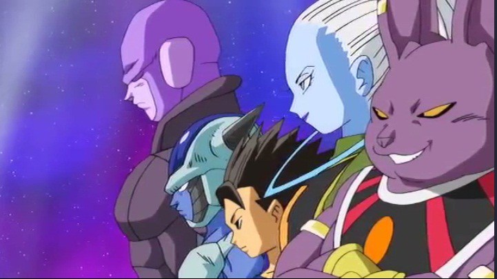 Dragon Ball Super team Champa