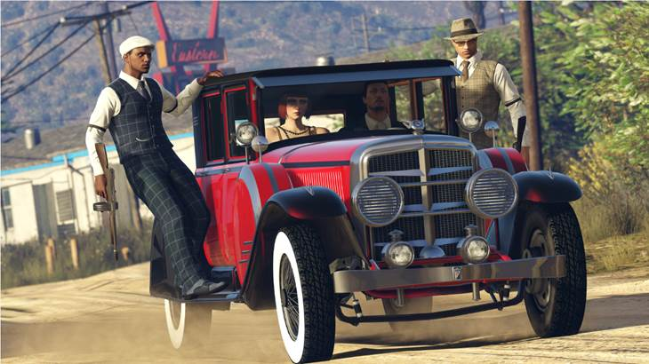 grand theft auto online san valentino 2
