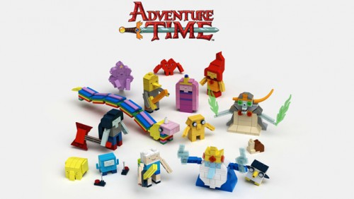 Adventure Time_lego