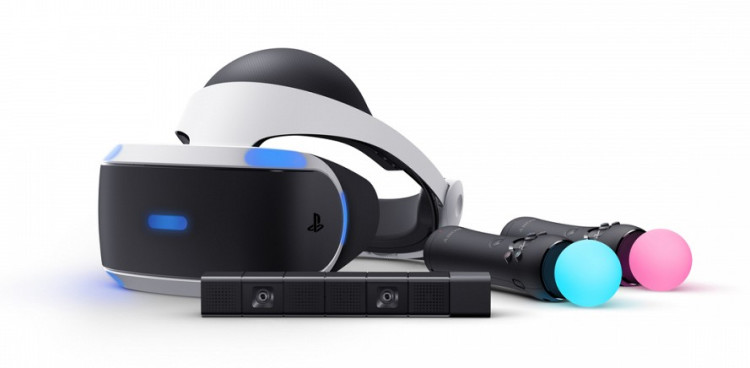 PlayStation VR Pack 1