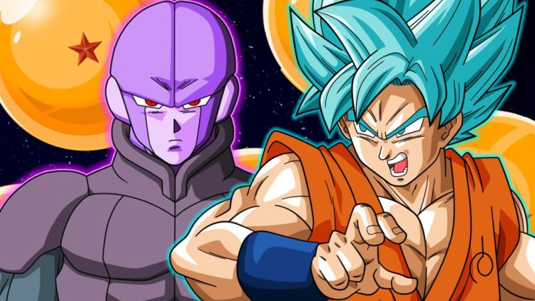 Dragon Ball Super Goku Vs Hit