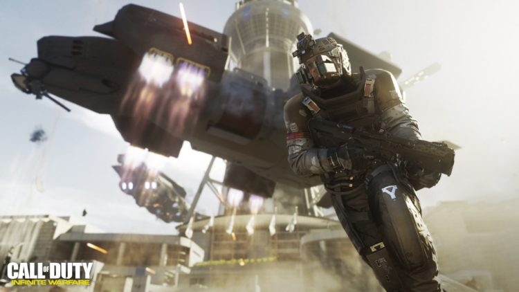 Activision difende Call of Duty Infinite Warfare dalle offese