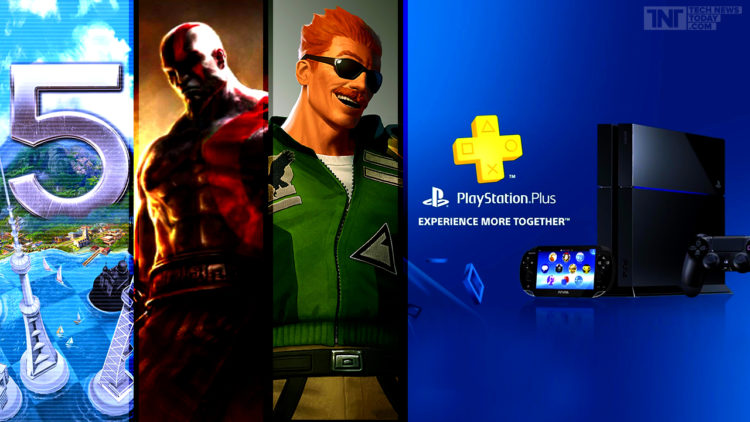 PlayStation Plus Maggio 2016