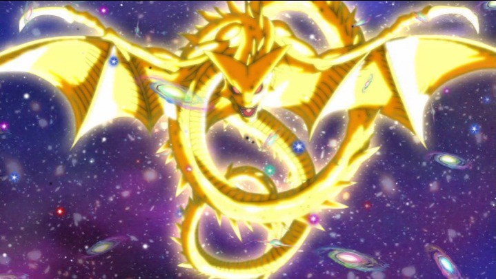 Super Shenron Dragon ball Super