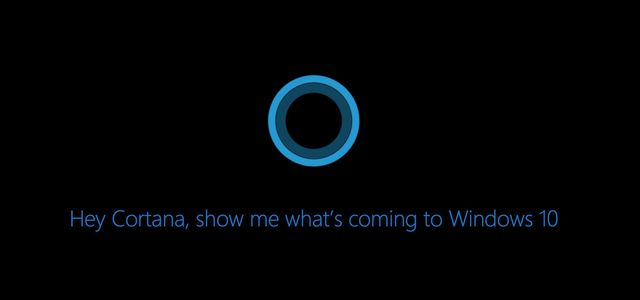 Xbox One Windows 10 Anniversary Cortana