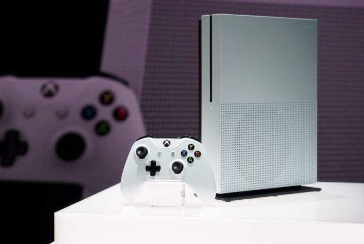Xbox One Project Scorpio, Xbox One S