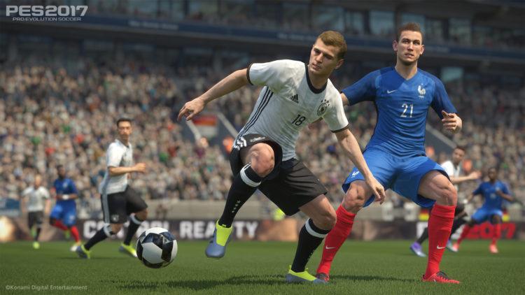 Konami annuncia la presenza della prima divisione cilena in PES 2017